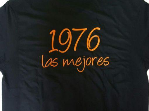 Las mejores, 1976