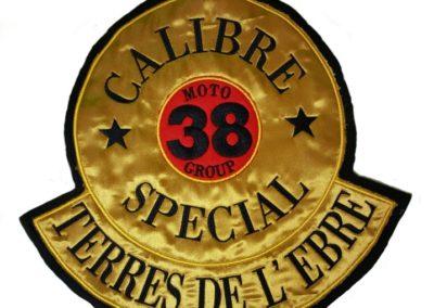 CALIBRE ★ 38 MOTO GROUP ★ SPECIAL
