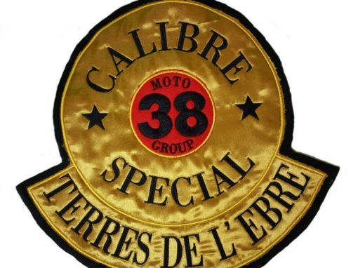 CALIBRE ★ 38 MOTO GROUP ★ SPECIAL