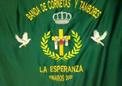 Banda de cornetas y tambores La esperanza, Vinaròs 2012